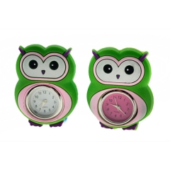 Christmas slap animal shapes colorful cute vacation gift watches