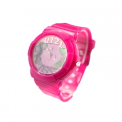 children watch gift Christmas watch silicon sports watch  colorful for girls