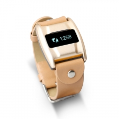 V3 smart watch gold color 3D gravity sensor built-in motor more colors