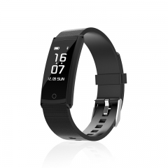 S6 Heart rate Healthy TPU Smart Bracelet/Bangle Calories Control