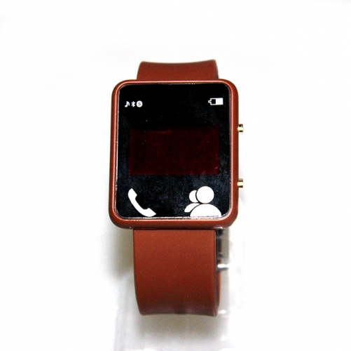 Christmas gift watch silicon watch smart watch with more functions watch