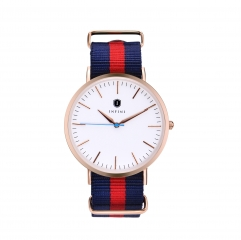 High Quality Nato Nylon DW Style Wrist Watch unisex