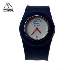 slap watch within anmial shape colorful watch silicon material watch cheaper watch for adult