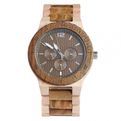 New Environmental Protection Japan Movement  gift Wooden watch