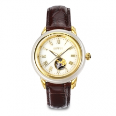 New fashion classical man mechanical movement wrist watch