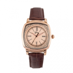 New style lady fashion hot sale brand wrist watch