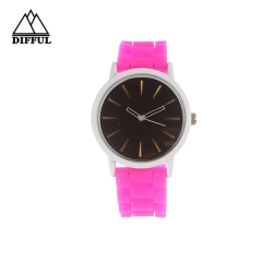 alloy case silicon material more colors watch strap high quality hot sale watch